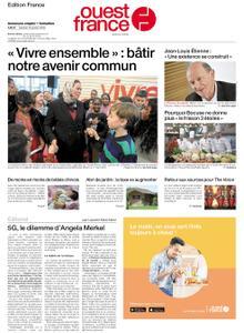 Ouest-France Édition France – 18 janvier 2020