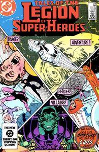 Tales of the Legion of Super-Heroes 316 1984-10