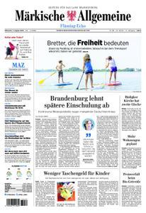 Märkische Allgemeine Fläming Echo - 07. August 2019