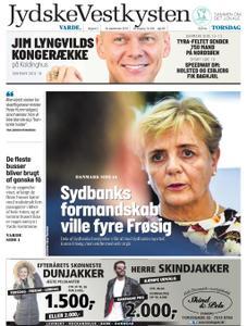 JydskeVestkysten Varde – 19. september 2019