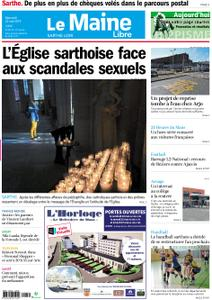Le Maine Libre Sarthe Loir – 22 mai 2019