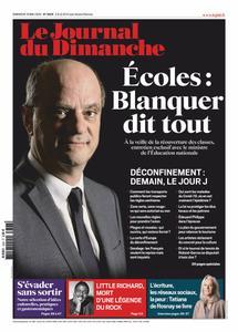 Le Journal du Dimanche - 10 mai 2020