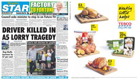 Shropshire Star North County Edition – March 21, 2019