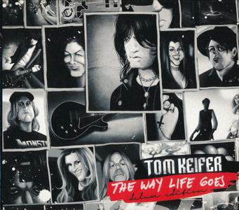 Tom Keifer - The Way Life Goes: Deluxe Edition (2013) {2017, CD/DVD, Reissue}