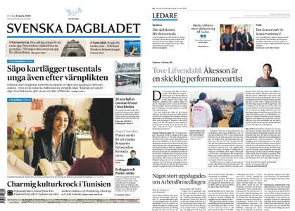 Svenska Dagbladet – 06 mars 2020