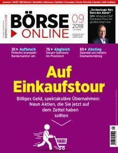 Börse Online - 01. März 2018