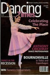 Dancing Times - January 2010