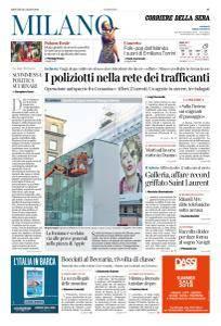 Corriere della Sera Milano - 12 Luglio 2018