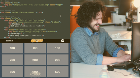 Web Layouts with Flexbox and Bootstrap 4