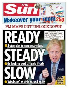 The Sun UK - 11 May 2020