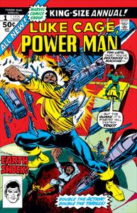 Luke Cage, Power Man King Size Annual 001 (1976) (Digital