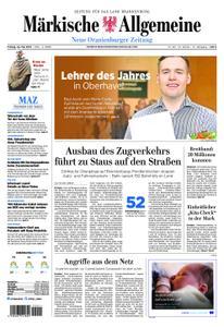 Neue Oranienburger Zeitung - 24. Mai 2019