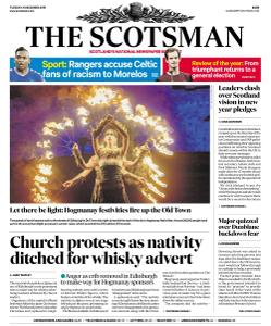 The Scotsman - 31 December 2019