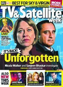 TV & Satellite Week - 14 July 2018