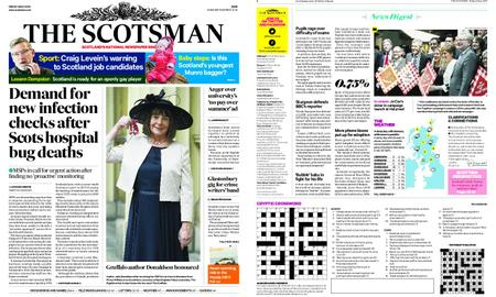 The Scotsman – May 03, 2019