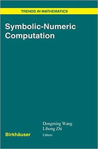 Symbolic-Numeric Computation