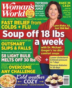 Woman's World USA - January 27, 2020