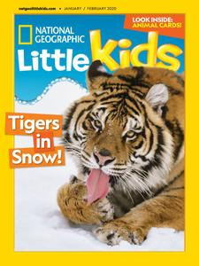 National Geographic Little Kids - January 2020