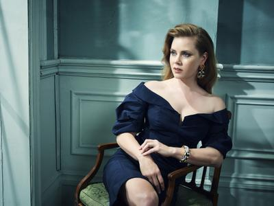 Amy Adams by Robert Ascroft for Emmy Magazine #7 July 2018