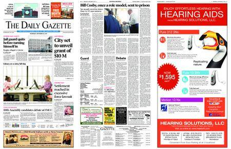 The Daily Gazette – September 26, 2018