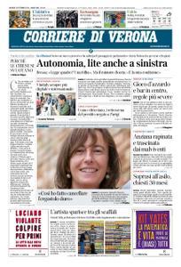 Corriere di Verona – 10 ottobre 2019