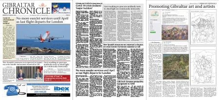Gibraltar Chronicle – 30 March 2020