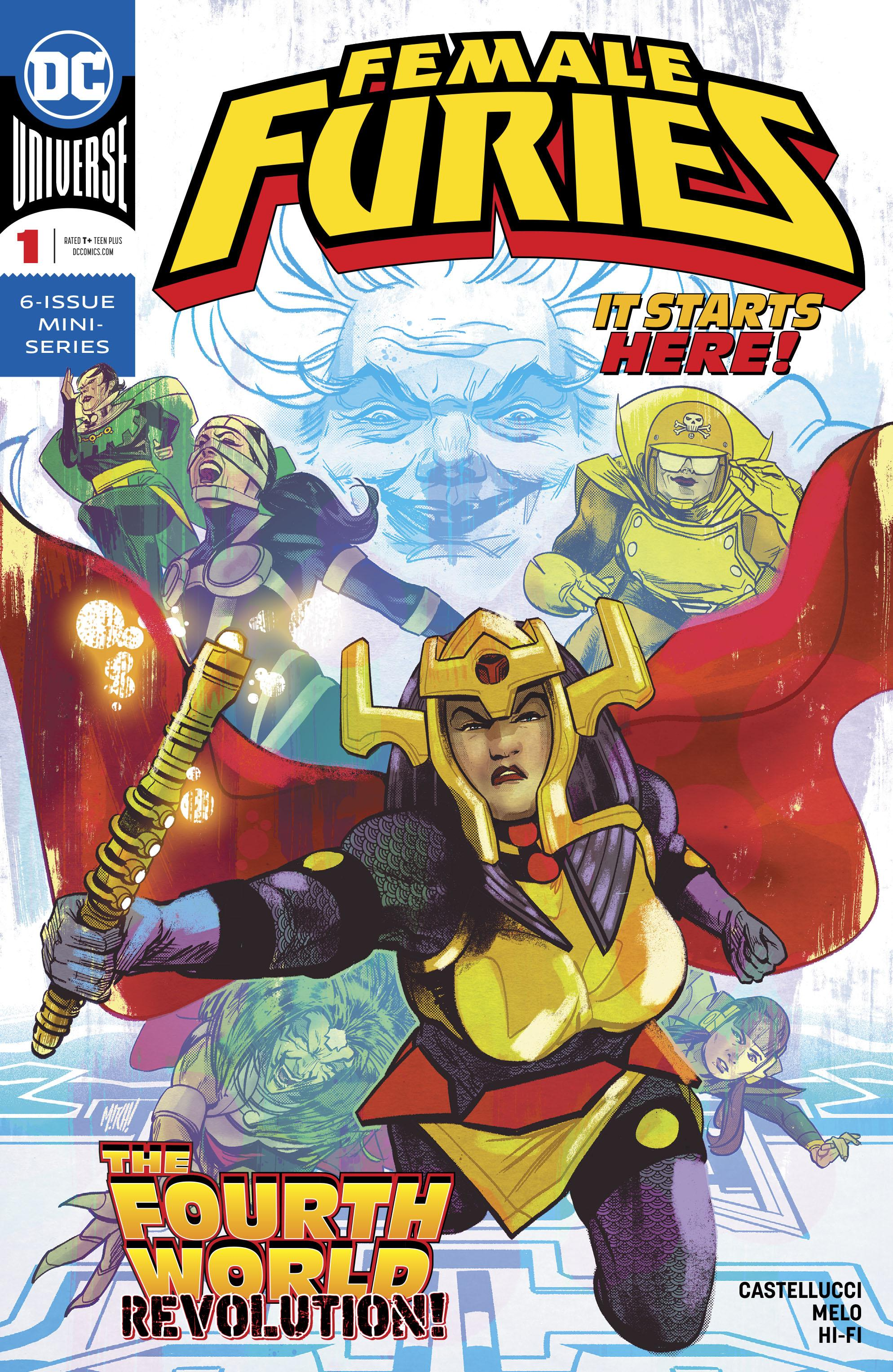 Female Furies 01 of 06 2019 digital Son of Ultron