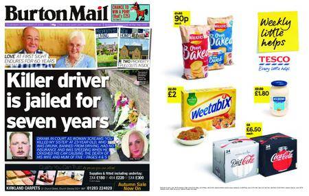 Burton Mail – September 27, 2018
