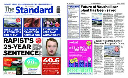 The Standard Chester & District – July 08, 2021
