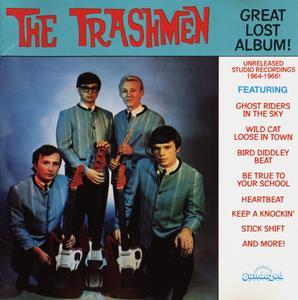 The Trashmen - The Great Lost Trashmen Album! Unreleased Studio Recordings 1964-1966! (1990) {Sundazed SC 11007}