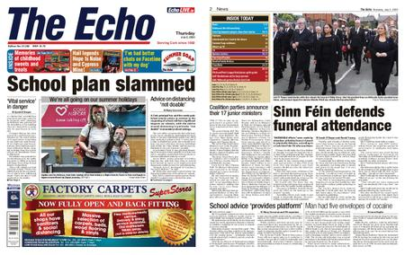 Evening Echo – July 02, 2020