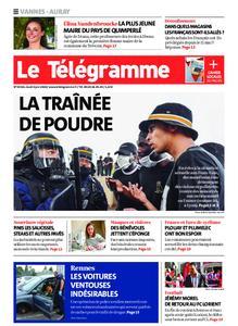 Le Télégramme Auray – 04 juin 2020