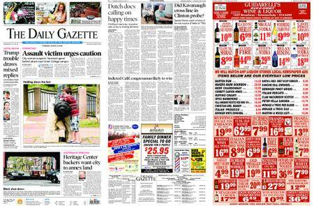 The Daily Gazette – August 23, 2018
