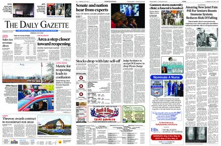 The Daily Gazette – May 13, 2020