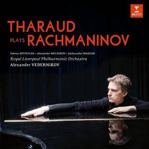 Alexandre Tharaud - Tharaud plays Rachmaninov (2016) [Official Digital Download 24/96]