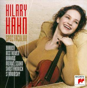 Hilary Hahn - Spectacular (2011)