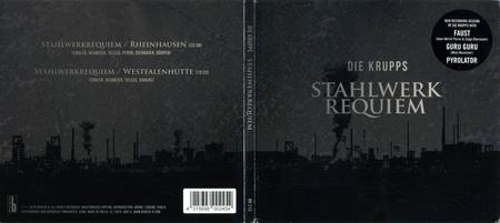 Die Krupps - Stahlwerkrequiem (2016)