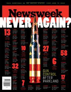 Newsweek USA - February 15, 2019