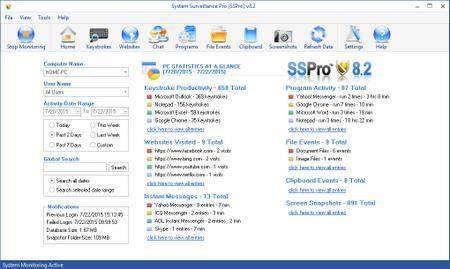 System Surveillance Pro (SSPro) 9.4.0.2
