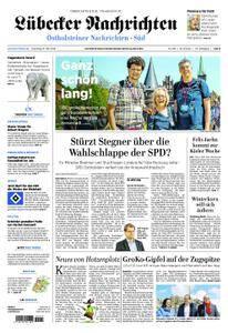 Lübecker Nachrichten Ostholstein Süd - 08. Mai 2018