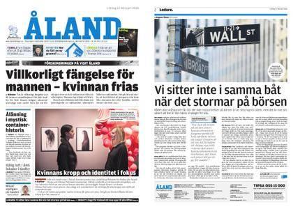 Ålandstidningen – 10 februari 2018