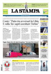 La Stampa Imperia e Sanremo - 12 Novembre 2018