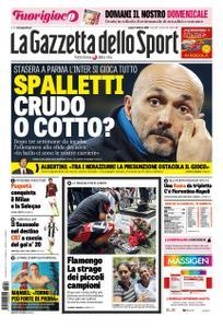 La Gazzetta dello Sport Roma – 09 febbraio 2019