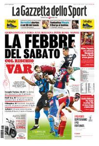La Gazzetta dello Sport – 02 novembre 2019