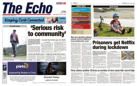 Evening Echo – April 24, 2020