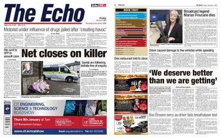 Evening Echo – January 03, 2020