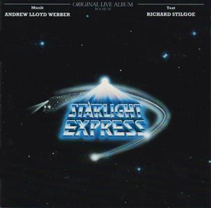 Andrew Lloyd Weber - Starlight Expres: Original Live Album Bochum (1989)