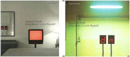 Depeche Mode - Only When I Lose Myself (US CD5's) (1998)