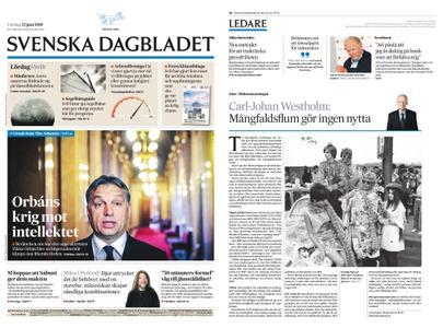 Svenska Dagbladet – 22 juni 2019