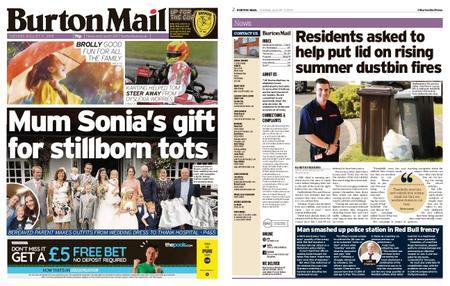 Burton Mail – August 13, 2019